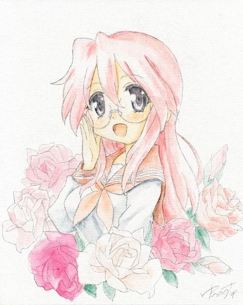 Tags: Anime, Eunos, Lucky☆Star, Takara Miyuki