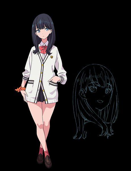 Takarada Rikka (Rikka Takarada) - SSSS.Gridman