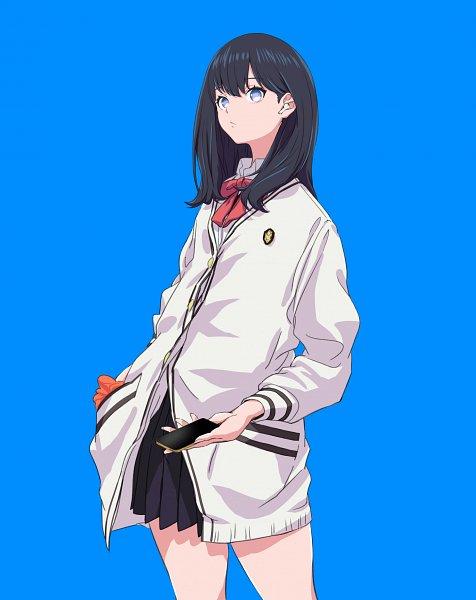 Tags: Anime, Pixiv Id 2246563, SSSS.Gridman, Takarada Rikka