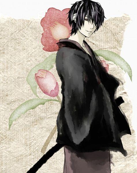 Tags: Anime, Pixiv Id 2320634, Gintama, Takasugi Shinsuke, Fanart, Pixiv