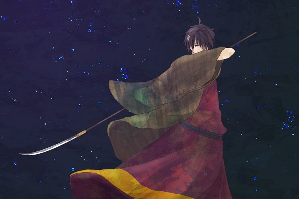 Tags: Anime, Pixiv Id 1723342, Gintama, Takasugi Shinsuke, Pixiv