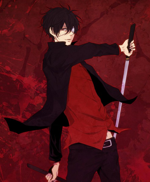 Tags: Anime, Ukiyo, Gintama, Takasugi Shinsuke, 3z