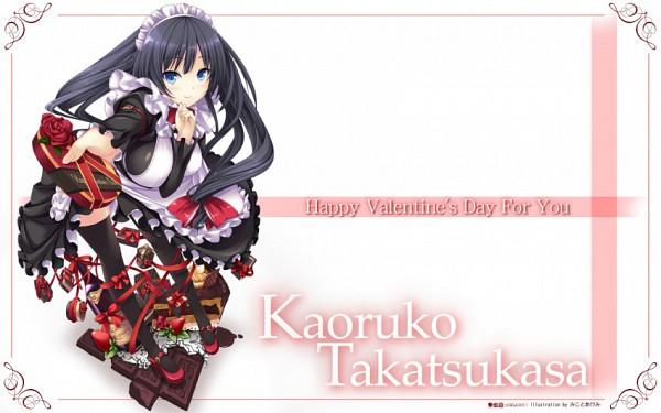 Tags: Anime, Hinata Terrace, Takatsukasa Kaoruko