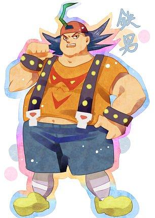 Takeda Tetsuo (Bronk Stone) - Yu-Gi-Oh! ZEXAL