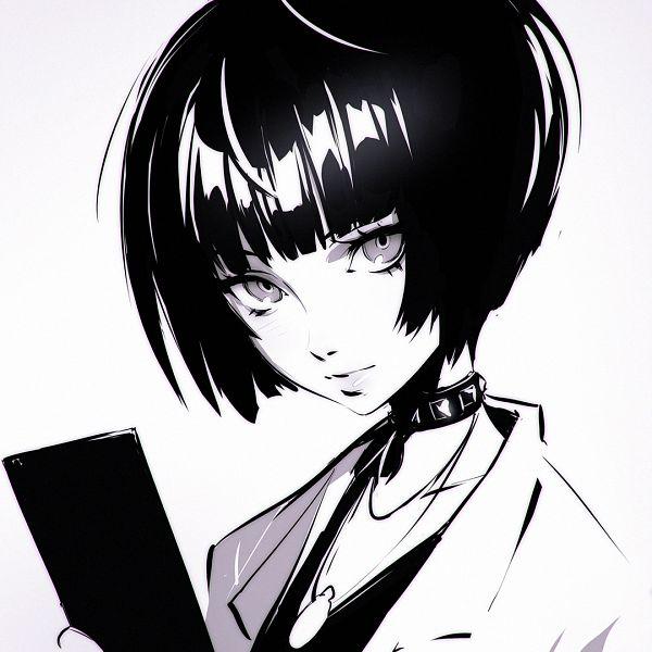 Takemi Tae - Shin Megami Tensei: PERSONA 5