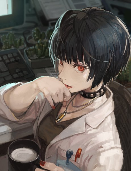Tags: Anime, Burari, Shin Megami Tensei: PERSONA 5, Takemi Tae, Fanart From Pixiv, Pixiv, Fanart