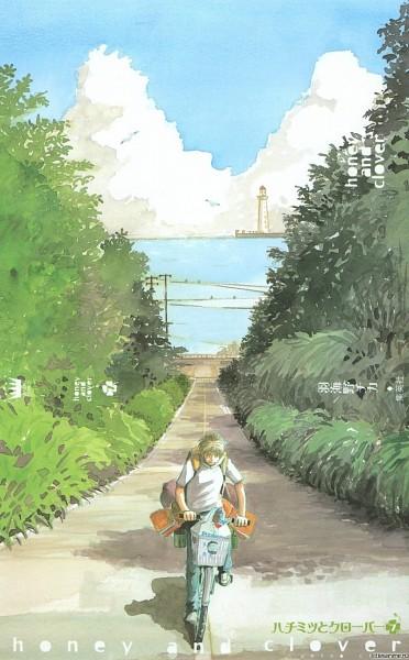 Takemoto Yuuta - Hachimitsu to Clover