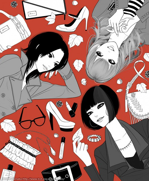 Tags: Anime, Takenaka, Original, Pixiv