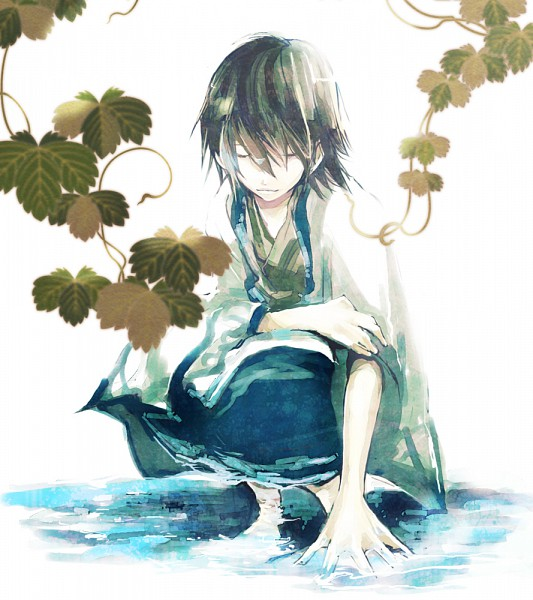 Tags: Anime, Anoringo, Koei, Sengoku Musou, Takenaka Hanbei (Sengoku Musou)