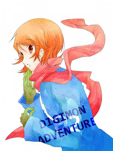 Takenouchi Sora - Digimon Adventure