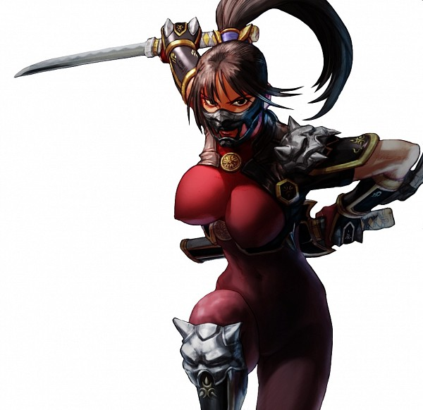 Taki - Soul Calibur - Image #982479 - Zerochan Anime Image Board