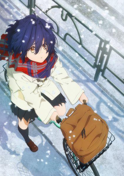 Tags: Anime, Majiro, A-1 Pictures, 22/7, Takigawa Miu, Key Visual, Official Art