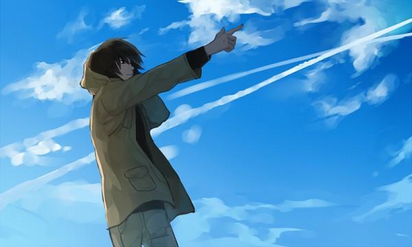 Tags: Anime, Pixiv Id 2732258, Higashi no Eden, Takizawa Akira, Fanart, Fanart From Pixiv, Pixiv
