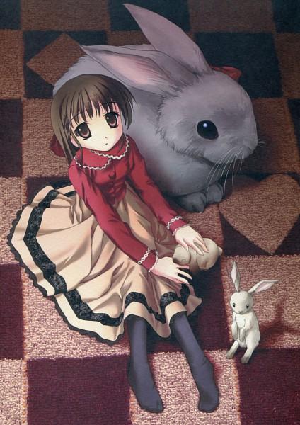 Tags: Anime, Takoyaki (Artist), Moko (Artbook), Giant, Pixiv, Original