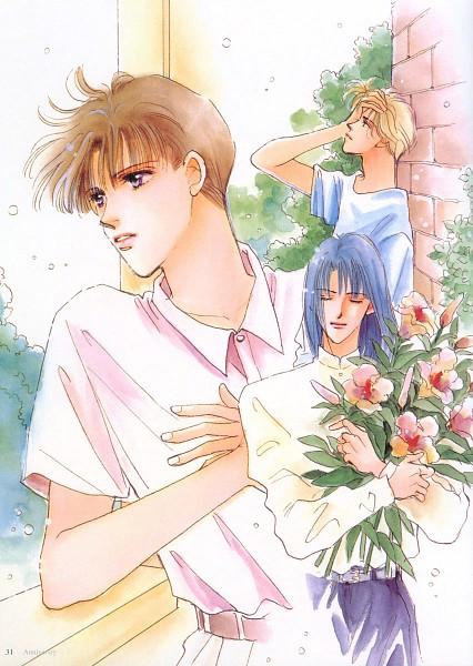 Tags: Anime, Kazumi Ohya, Takumi-kun, Anniversary (Kazumi Ohya)