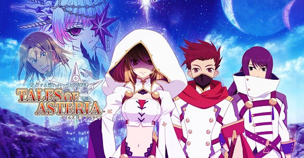 Tales of Asteria - Bandai Namco Entertainment