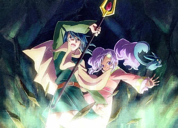 Tags: Anime, Pixiv Id 3602575, Tales of Eternia, Quickie, Keele Zeibel, Meredy