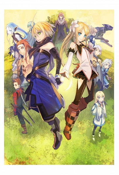 Tales of Symphonia (Tales Of Symphonia: Dawn Of The New World)