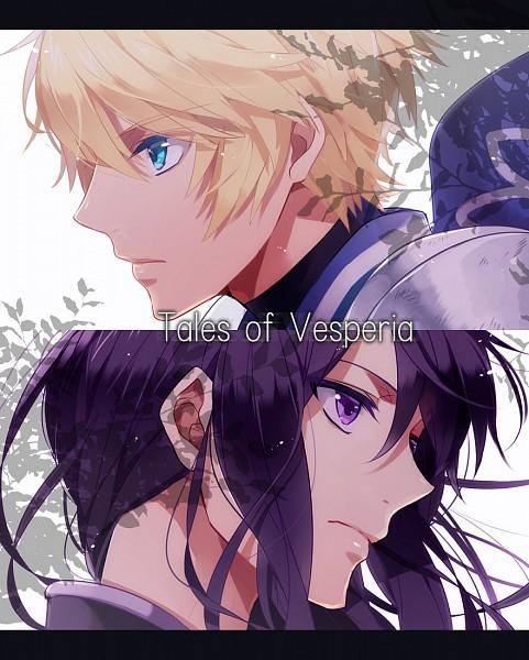 Tags: Anime, someruco, Tales of Vesperia, Flynn Scifo, Yuri Lowell, Fanart From Pixiv, Fanart, Pixiv