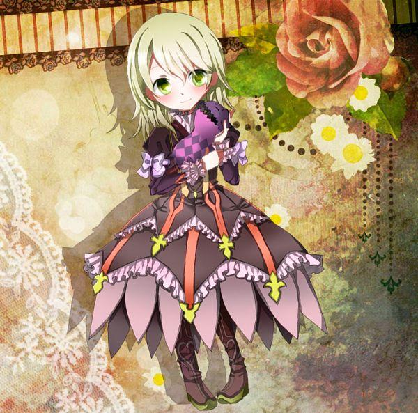 Tags: Anime, Pixiv Id 616740, Tales of Xillia, Tipo (Tales of Xillia), Elise Lutas, Pixiv, Fanart