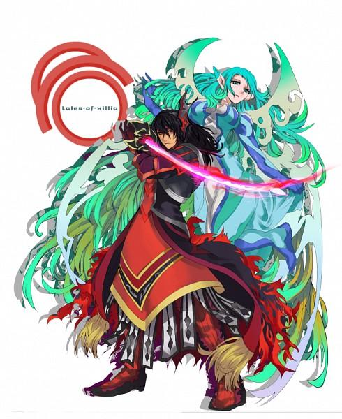 Tags: Anime, Wonagi, Tales of Xillia, Gaias, Muzét (Tales of Xillia)