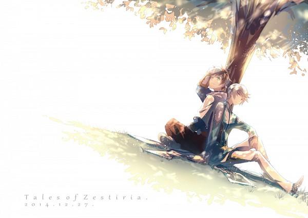 Tags: Anime, Pixiv Id 12682896, Tales of Zestiria, Mikleo (Tales of Zestiria), Sorey (Tales of Zestiria)