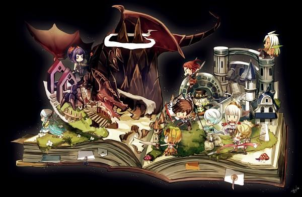 Tags: Anime, Fuu Takara, Tales of Zestiria, Zaveid (Tales of Zestiria), Alisha Diefda, Dezel (Tales of Zestiria), Sorey (Tales of Zestiria), Lailah (Tales of Zestiria), Simon (Tales of Zestiria), Edna (Tales of Zestiria), Rose (Tales of Zestiria), Mikleo (Tales of Zestiria), Pixiv