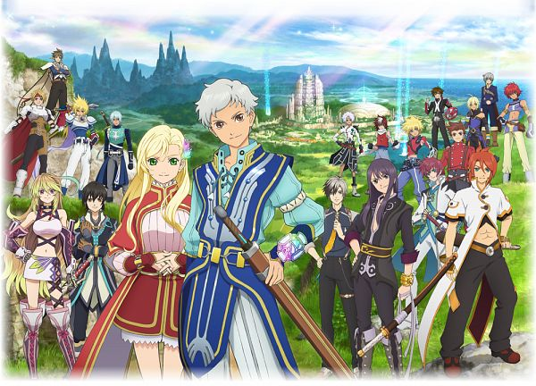 Tales of the Rays - Bandai Namco Entertainment