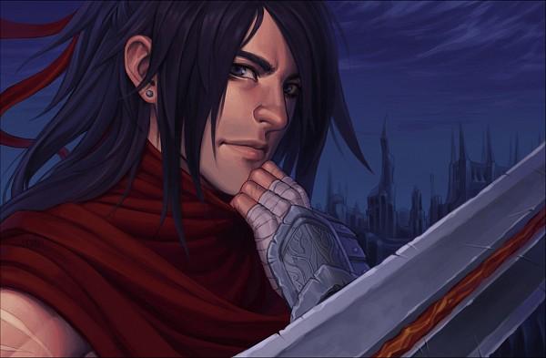 Tags: Anime, irahi, League of Legends, Talon (League of Legends), deviantART, Fanart