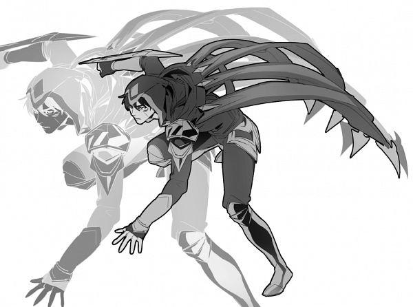 Tags: Anime, Pixiv Id 35028356, League of Legends, Talon (League of Legends), Pixiv, Fanart