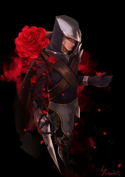 Tags: Anime, Pixiv Id 3465682, League of Legends, Talon (League of Legends), Pixiv, Fanart