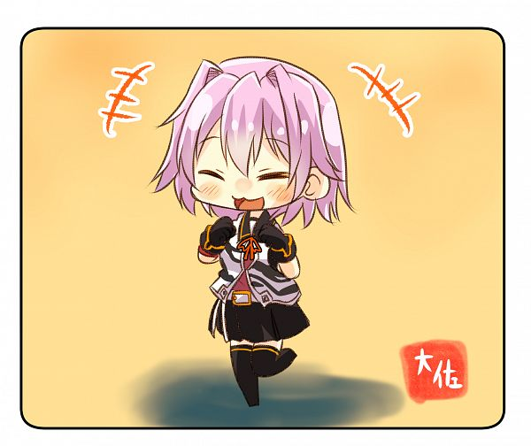 Tags: Anime, Pixiv Id 813395, Kantai Collection, Tama (Kantai Collection)