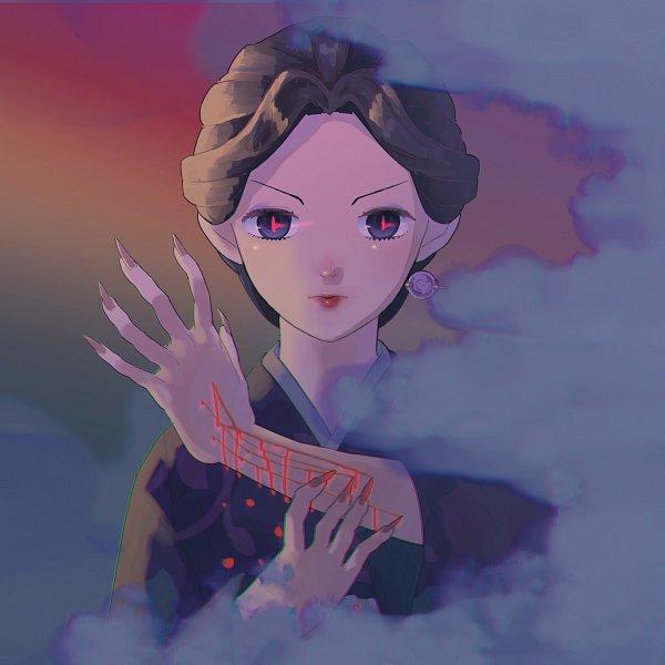 Tags: Anime, Pixiv Id 43258431, Kimetsu no Yaiba, Tamayo (Kimetsu no Yaiba), Pixiv