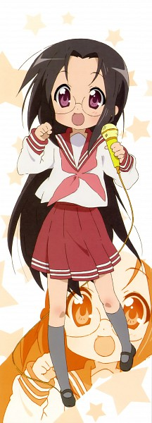 Tamura Hiyori - Lucky☆Star