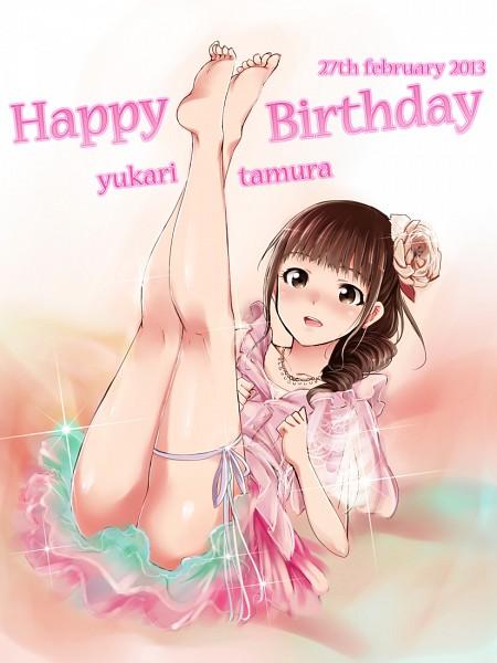 Tags: Anime, Kaiga, Tamura Yukari (Character), Pixiv