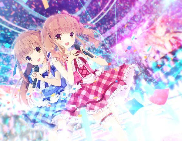 Tags: Anime, Tamura Yukari (Character), Sweet Lolita, Pixiv, Fanart, Fanart From Pixiv