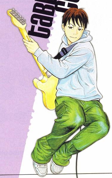 Tags: Anime, Sakuishi Harold, Beck, Tanaka Yukio