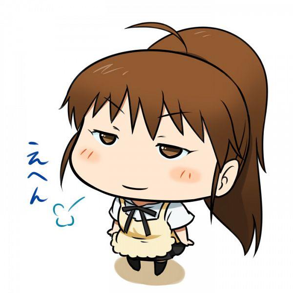 Tags: Anime, Denden, Working!!, Taneshima Popura