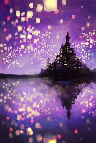 Tangled (Disney) - Rapunzel