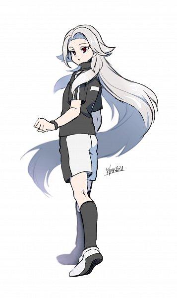 Tags: Anime, Pixiv Id 4772377, Inazuma Eleven: Ares no Tenbin, Tanizaki Yoshiya, Outei Tsukinomiya Uniform, Pixiv, Fanart, Fanart From Pixiv, Willow Proude