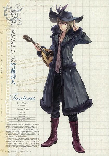 Tags: Anime, Kishida Mel, Atelier Rorona and Totori Art Book, Alchemist of Arland, Tantoris, Mobile Wallpaper, Pixiv