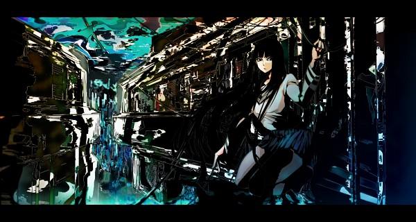 Tags: Anime, Tanupo, Pixiv