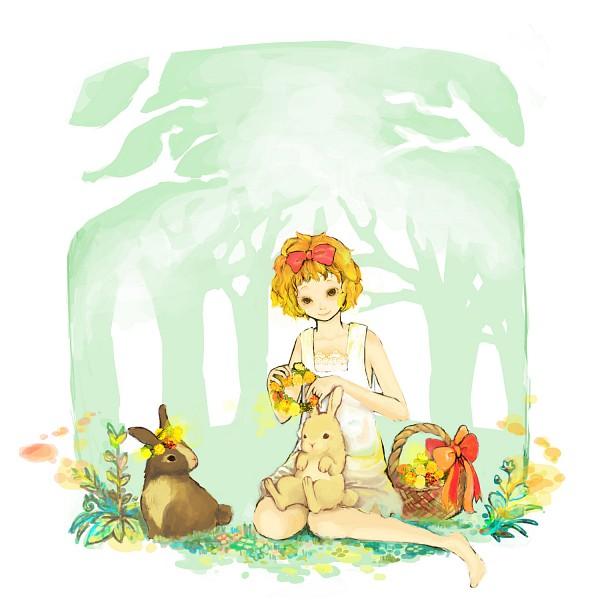 Tags: Anime, Tanutanu, Pixiv, Original, PNG Conversion
