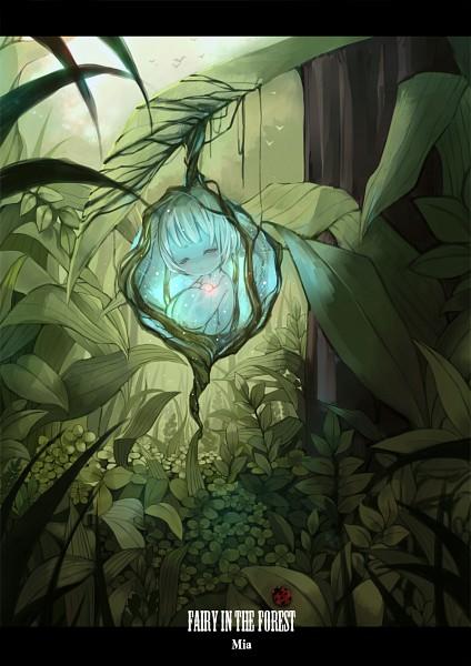 Tapi - Pixiv Fairy Ikusei Kikaku