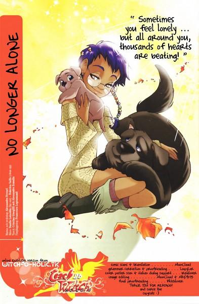 Tags: Anime, W.I.T.C.H, Taranee Cook