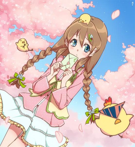 Tarano Mei - Pretty Cure Season Touch