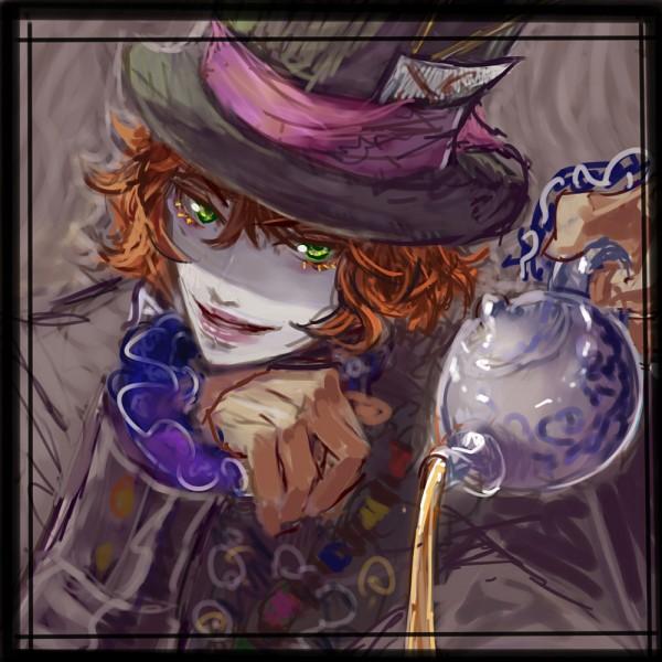 Alice in wonderland - 3 3