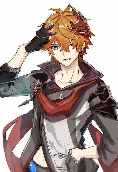 Tags: Anime, Pixiv Id 9756708, Genshin Impact, Tartaglia, Fanart From Pixiv, Pixiv, Fanart