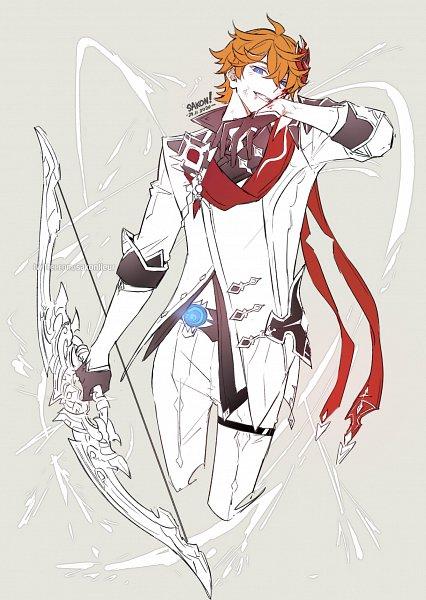 Tags: Anime, Sakon04, Genshin Impact, Tartaglia, Fanart From Pixiv, Pixiv, Fanart