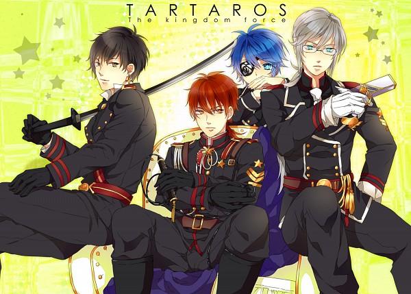 Tags: Anime, Kisaragi Kyo, Tartaros Online, Shubalman, Aelrot, Cromodo, Soma, Pixiv